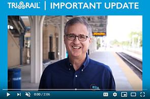 Tri-Rail Video 3/27/2020