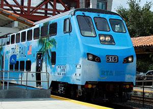 Tri-Rail train