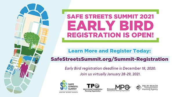 Safe Streets Summit Registration is Open