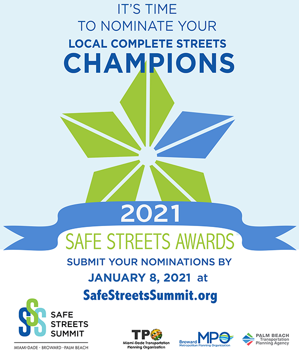 Safe Streets Awards Nominations