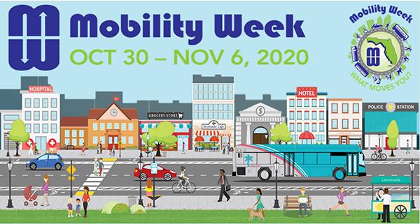 Mobility Week Oct. 1-Nov. 6, 2020