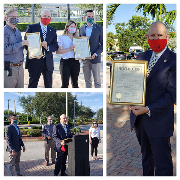 Rail Safety Week Proclamation